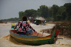 Siem Reap to Battambang by Boat