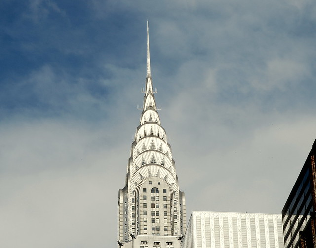 top of the chrysler building flickr photo sharing. Cars Review. Best American Auto & Cars Review