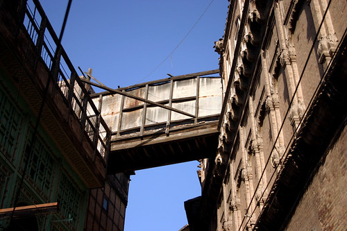 Bridge, Sethi Mohalla, Peshawar City