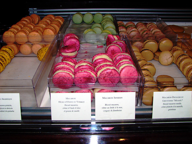 French Fancies - Ten Irresisitible Parisian Patisseries