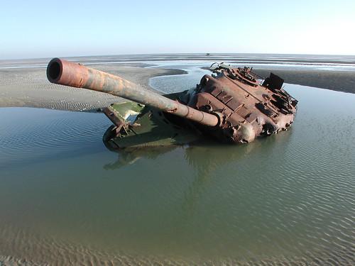 337223983_ec13bc3105 des tanks avalés par la nature comme si la guerre n'avait jamais eu lieu