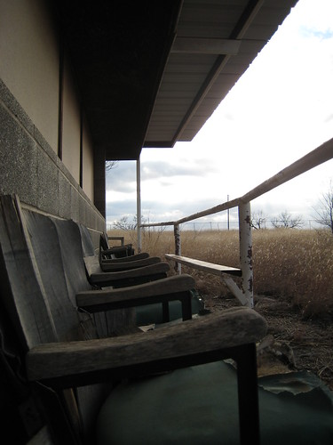The Abandoned Drive-In Theater