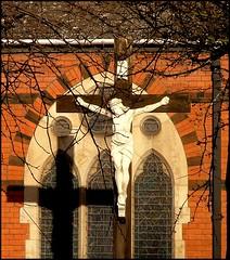 the crucifixion, Ipswich