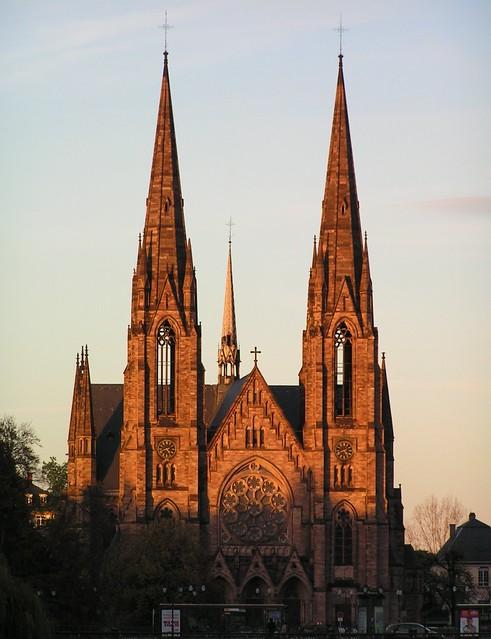 St. Paul, Strasbourg