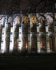 midnight mass westminster abbey.