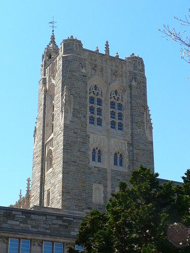 Princeton University - Firestone Library Tower