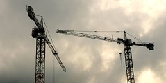 Ocean Village Cranes