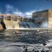 Barton Dam (Photomatix HDR) by jhoweaa