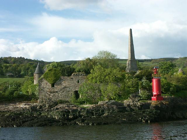 Dunglass Castle 2