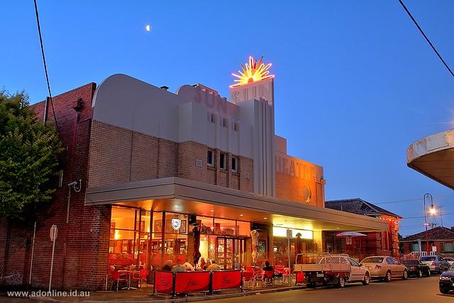 Yarraville sun theatre