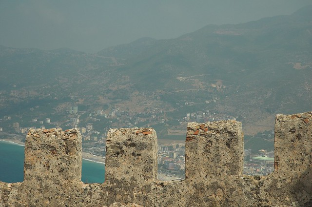 Header of Alanya Castle