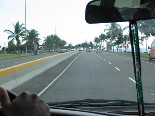 Camino al Aeropuerto