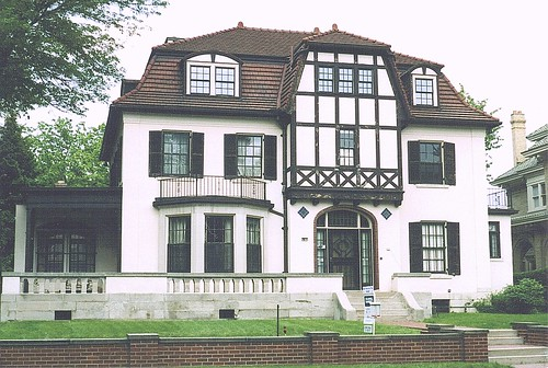 Goebel-Webber House: 1400 Block of Seminole Avenue, Indian Village--Detroit MI