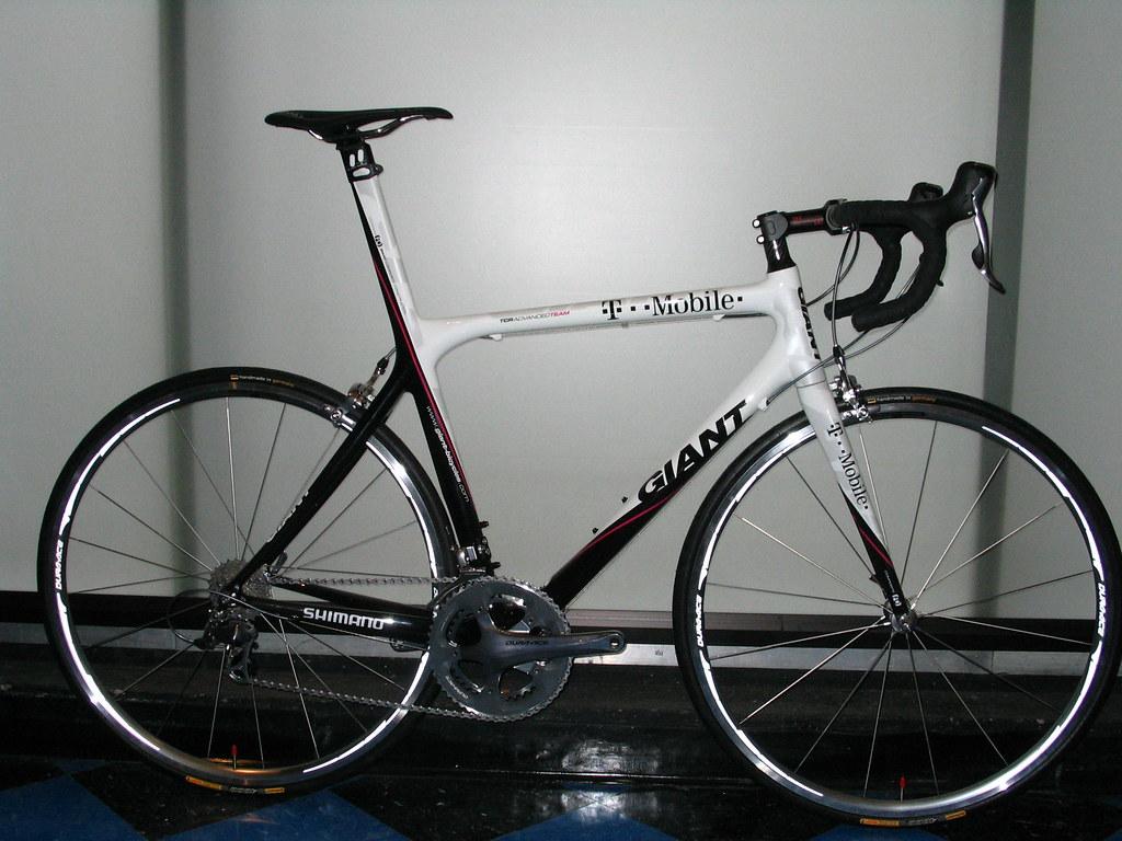 Giant T Mobile Team Bike