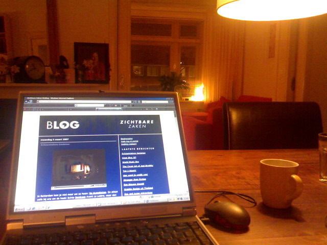 Waar blog jij?