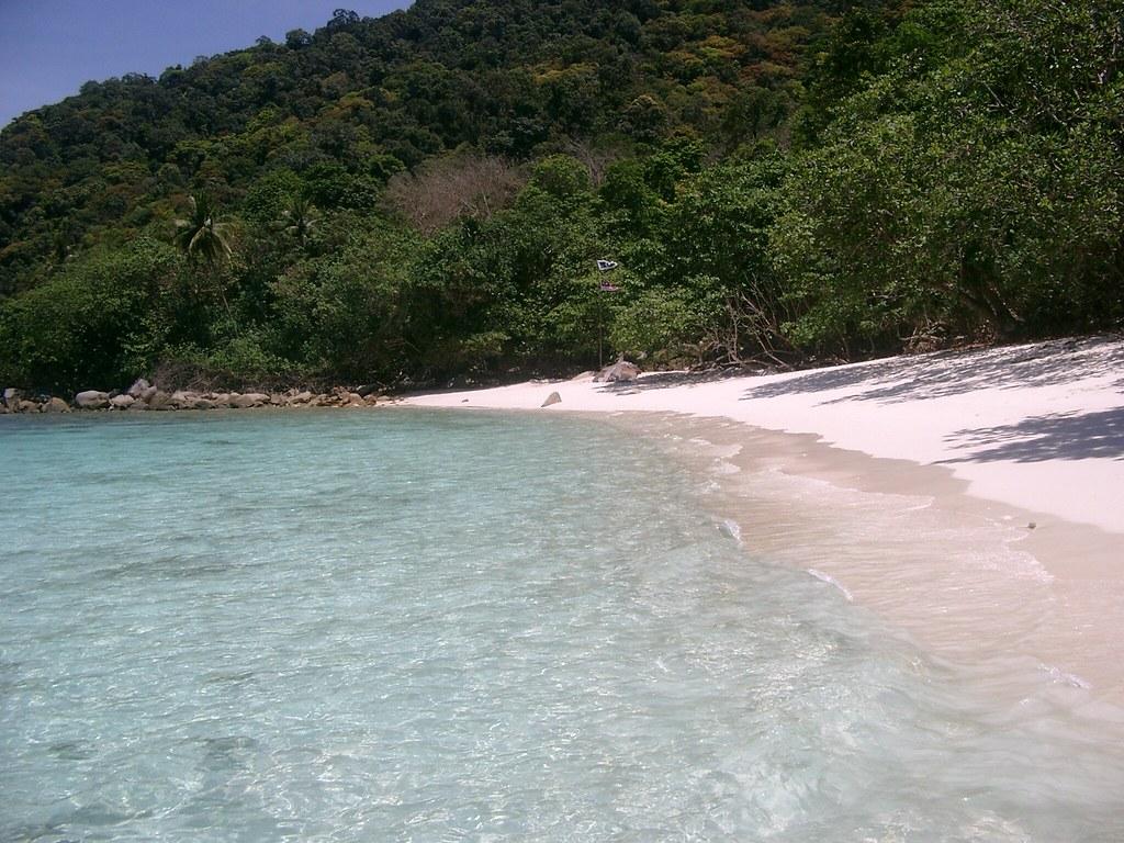 blue lagoon малайзия