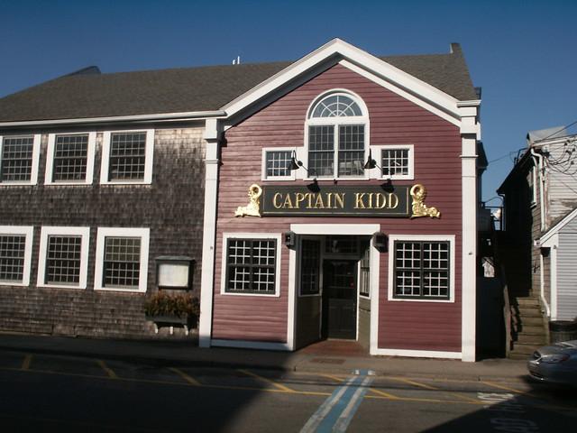Header of Captain Kidd