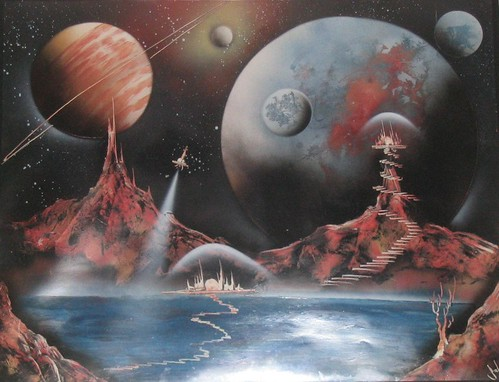 2006 - awesome SciFi spray-painting Christian & Shannon got in Aruba - 163462992_255db1b761_o (by Christian)