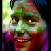 Holi colours by Helene Moreau