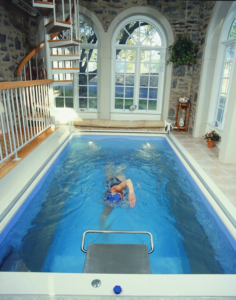 Endless Pools Swimming Pools Indoor Exercise Pool - oukas.info