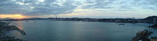 Mojiko Panoramic view