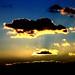 sunset @ le pic de l'hortus by MadmàT