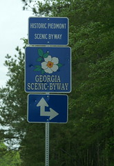 Historic Piedmont Scenic byways