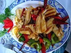 Chinese Squid