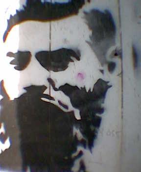 ned kelly stencil