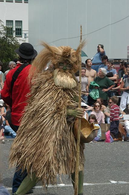Shaman @ Fremont Solstice Parade
