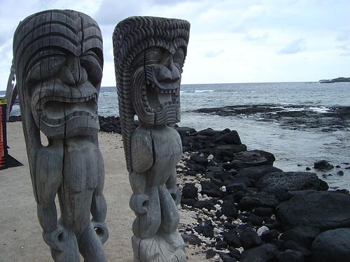 Pu`uhonua o Honaunau National Historical Park