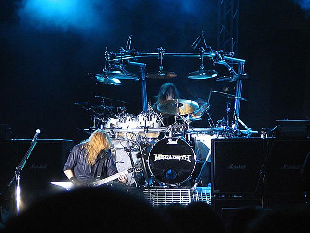 Megadeth live in Bucharest, June 15th ...