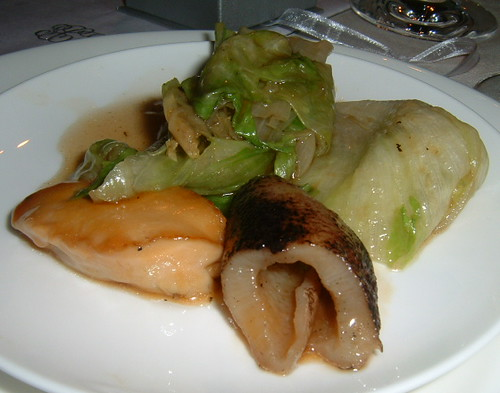 Braised Abalone With Sea Cucumber Recipe — Dishmaps