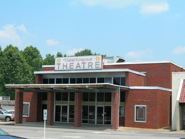 abandoned theatre statesville nc flickr photo sharing