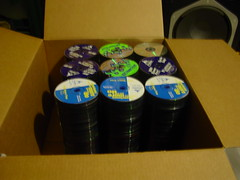 AOL CDs to be Mailed