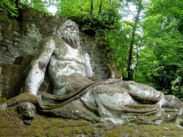 The Sacred Grove of Bomarzo #6