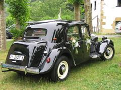automobile, automotive exterior, vehicle, citroã«n traction avant, antique car, sedan, classic car, vintage car, land vehicle, luxury vehicle,