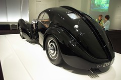 race car, automobile, vehicle, automotive design, bugatti type 57, auto show, concept car, land vehicle, luxury vehicle,
