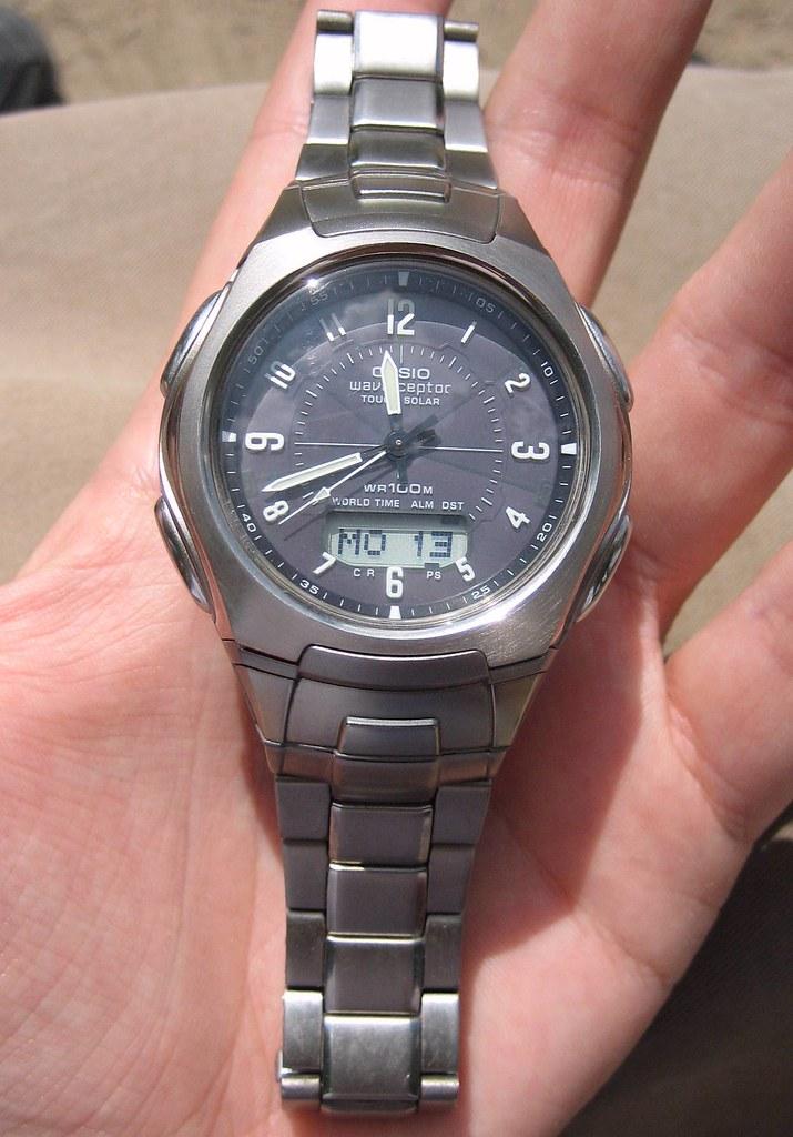 Casio Wave Ceptor Watch Instructions Ceptor Watch Instructions