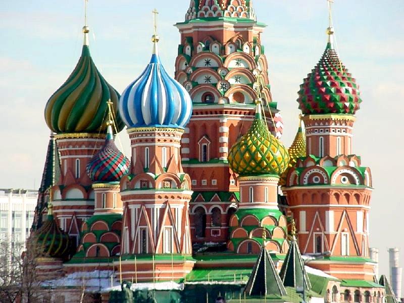 Собор Василия Блаженного (Покровский собор) (Москва)
