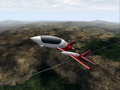 adventure(0.0), recreation(0.0), windsports(0.0), wind(0.0), hang gliding(0.0), extreme sport(0.0), propeller(0.0), monoplane(1.0), aviation(1.0), airplane(1.0), wing(1.0), vehicle(1.0), air sports(1.0), outdoor recreation(1.0), gliding(1.0), flight(1.0), ultralight aviation(1.0),
