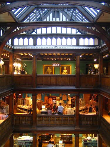 Liberty interior