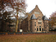 Amsterdam KIT Mauritskade-Oosterpark