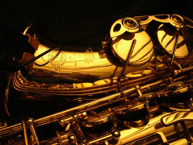 Saxophone, Nikon S2