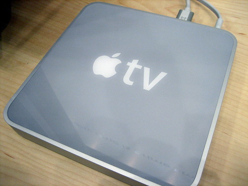 itv, errr, wait, I mean Apple TV