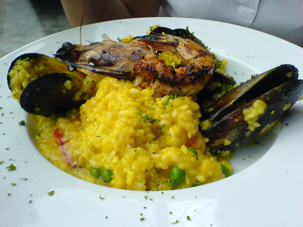 Seafood Paella ...19.5AUD