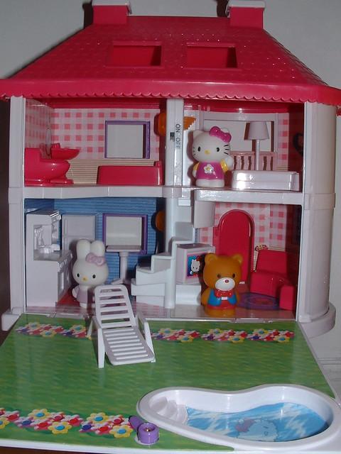 Hello Kitty Toy House : Photo