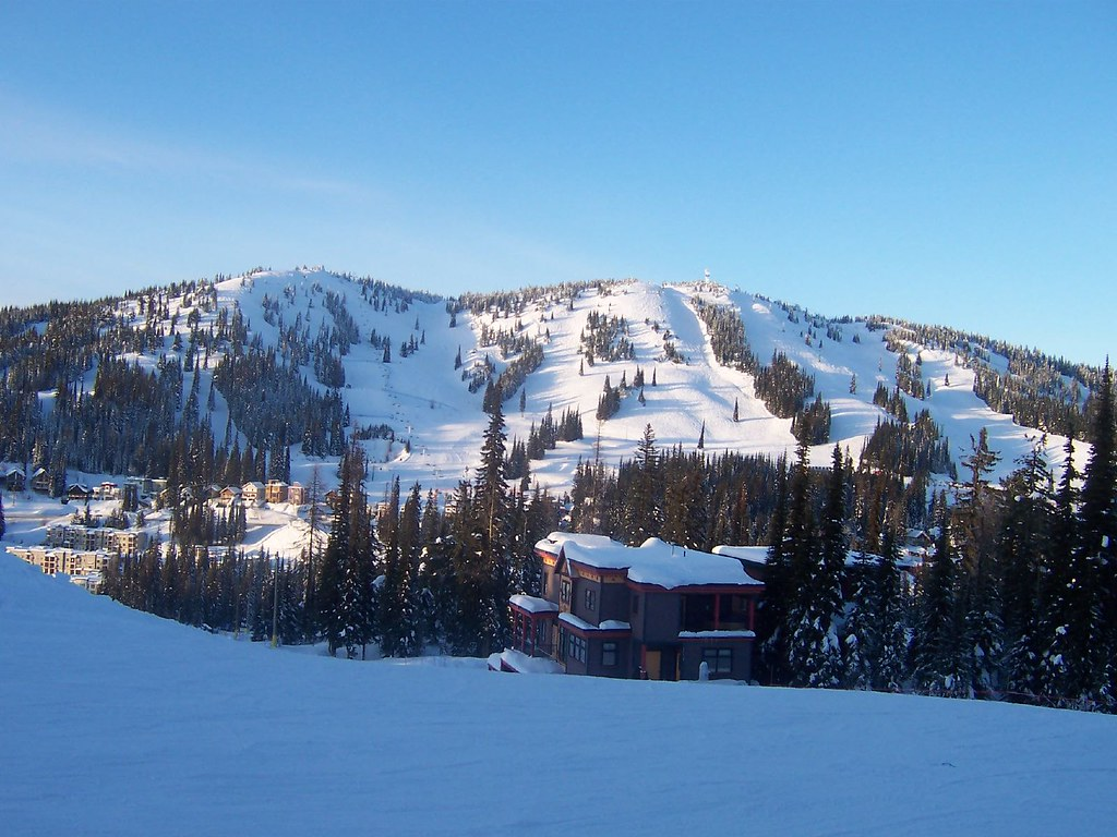 Silver Star Mountain Resort