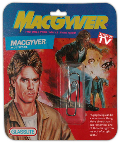 MacGyver's Multitool from Flickr via Wylio
