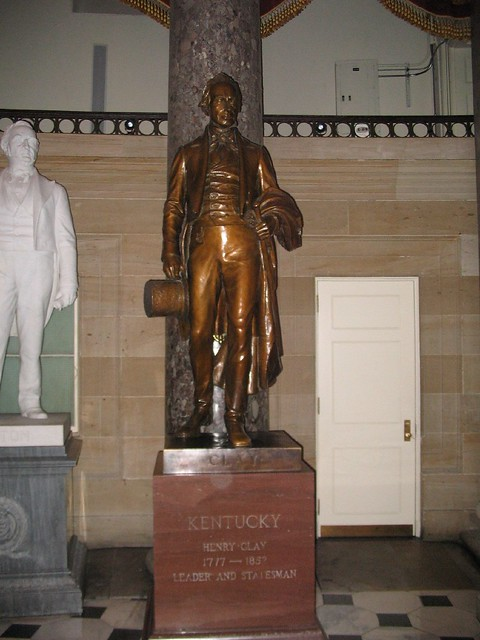 Header of Henry Clay